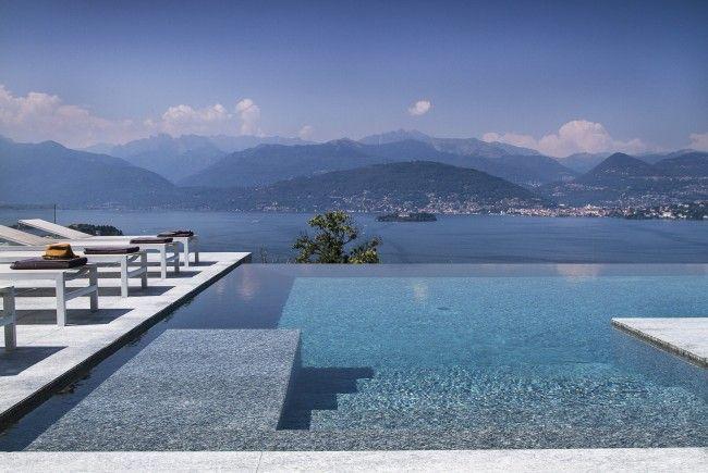 Purer Luxus in diesen Villen in Italien.