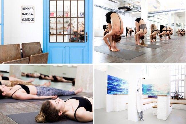 Im Yogaloft Vienna findet man exklusiv unterrichtete Yogaformen und jede Menge Bikram Yoga