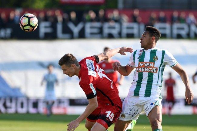 LIVE-Ticker zum Spiel FC Admira Wacker gegen SK Rapid Wien ab 16.30 Uhr.