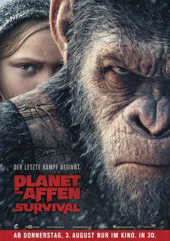 Planet der Affen: Survival – Trailer und Kritik zum Film