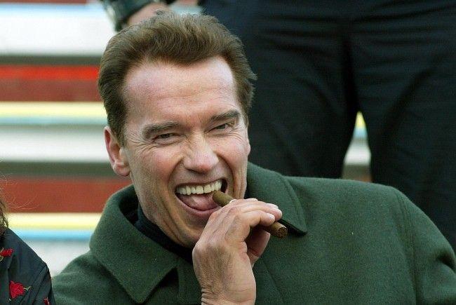 Arnie feierte vor kurzem seinen 70. Geburtstag.