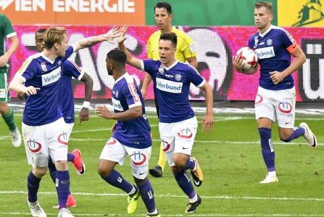 LIVE-Ticker zum Spiel FK Austria Wien gegen LASK Linz ab 18.30 Uhr.