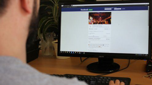 Fake-Events auf Facebook: Keine Ortsangabe, nur Geldmacherei