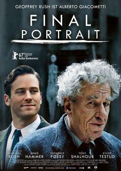Final Portrait – Trailer und Kritik zum Film