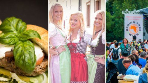 Wohin am Wochenende: Freizeit-Tipps für Wien und Umgebung
