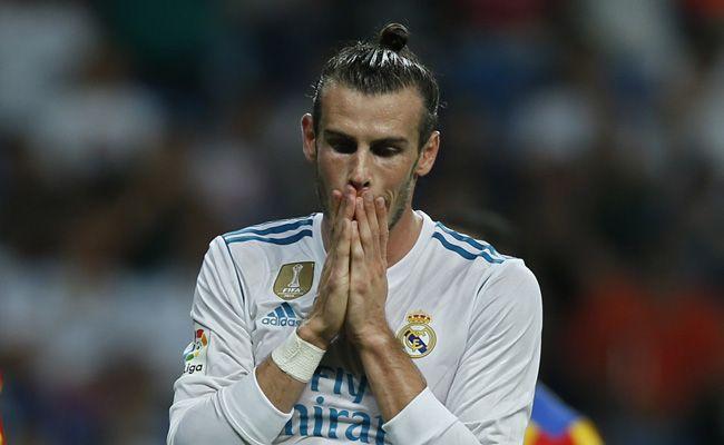 Gareth Bale hat bei Real Madrid derzeit einen schweren Stand.