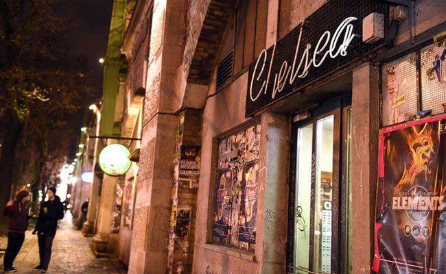 Auch das Chelsea bietet zum Gürtel Nightwalk 2017 musikalisches Programm.