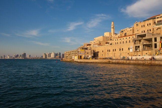 Die Altstadt von Tel Aviv