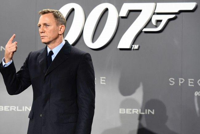 Craig wird wieder zu Bond.