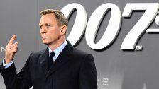 Daniel Craig bestätigte Rückkehr als James Bond
