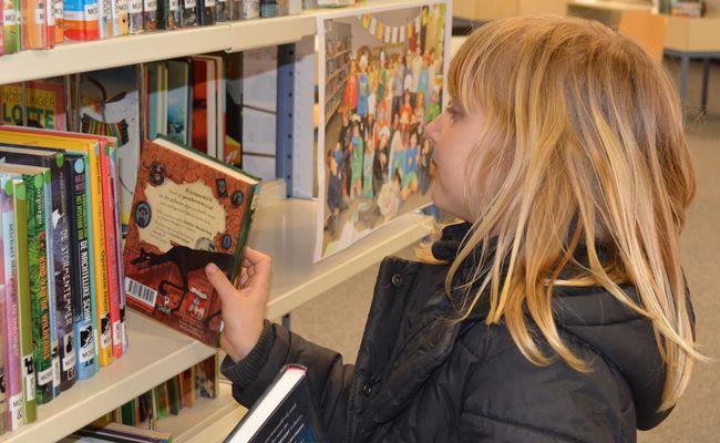 Das Kinderprogramm in den Büchereien Wien wird künftig auch jeden ersten Samstag im Monat stattfinden.
