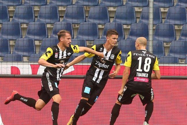 LIVE-Ticker zum Spiel LASK gegen SKn St. Pölten ab 16.00 Uhr.