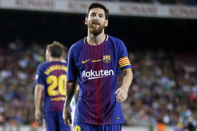 Verlässt Messi die Katalanen?