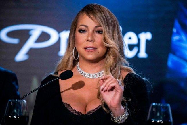 Mariah Carey kämpft mit Gewichtsproblemen.
