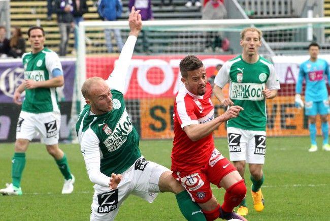 LIVE-Ticker zum Spiel SV Mattersburg gegen FK Austria Wien ab 19.00 Uhr.