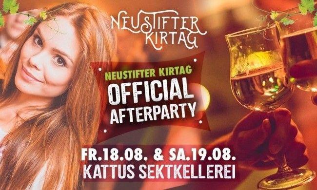 Kattus lädt zur offiziellen Afterparty des Neustifter Kirtags 2017.
