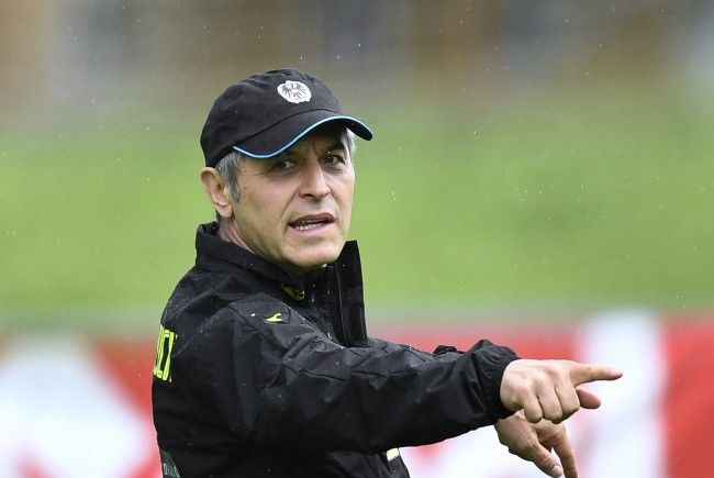 Marcel Kollers Team kämpft Anfang September gegen Wales und Georgien um Punkte in der WM-Qualifikation.
