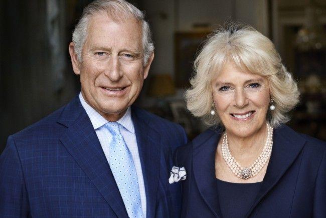 Prinz Charles und seine Frau Camilla kommen bei den Briten nicht so gut an.