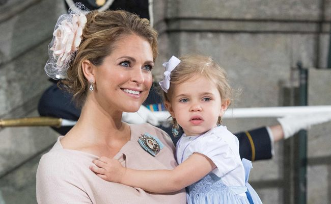 Die schwedische Prinzessin Madeleine erwartet ihr drittes Kind.