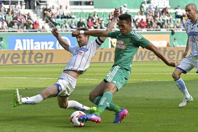 Das Match zwischen Rapid und Sturm Graz eröffnet die fünfte Runde der tipico-Bundesliga.