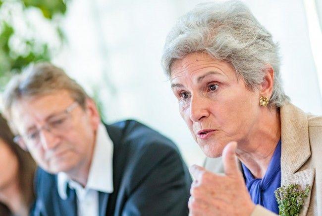 """Barbara Rosenkranz wechselt zu """"Freie Liste Österreich""""."""