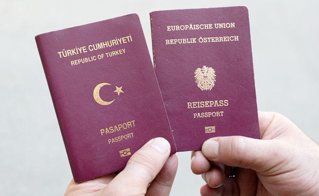 Die Wahlbehörden sind nicht für die Staatsbürgerfrage zuständig.