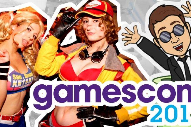 Gaming-Nerds und sexy Cosplayer: Das ist die gamescom 2017!