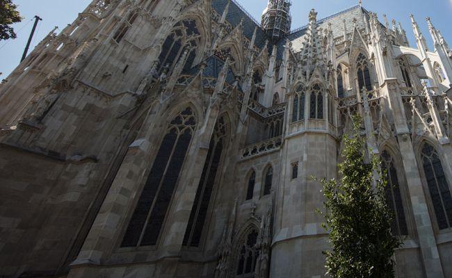Am 26. August findet eine Führung in der Votivkirche statt.