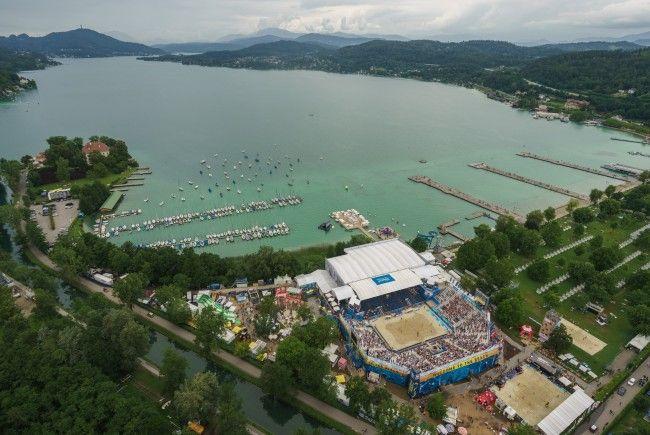Klagenfurt wird die Beach Volleyball World Tour nicht mehr austragen.