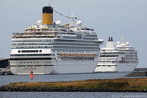 Kreuzfahrten sind ökologisch fragwürdig