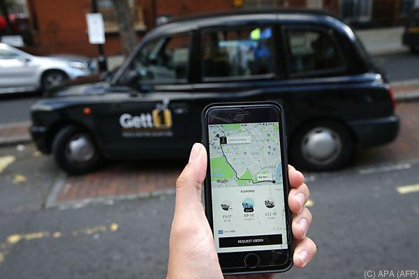 Ab Oktober könnte es Probleme im Londoner Uber-Geschäft geben