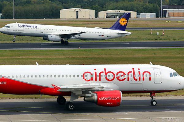 Den Löwenanteil von Air Berlin soll laut Insidern Lufthansa übernehmen