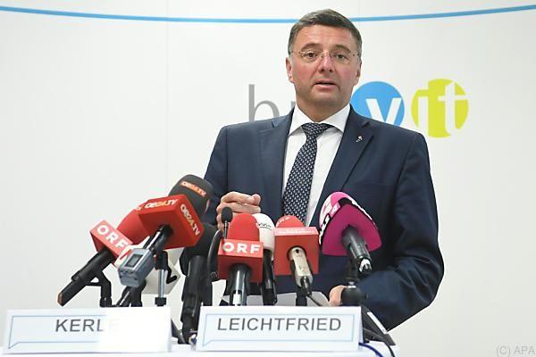 SPÖ-Verkehrsminister Leichtfried in der Kritik des ÖVP-nahen ÖAMTC
