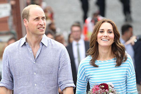 Noch einmal Nachwuchs für William und Kate