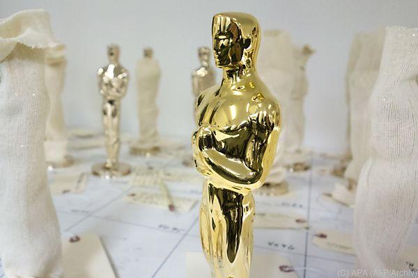 Die 90. Oscar-Verleihung findet am 4. März 2018 statt
