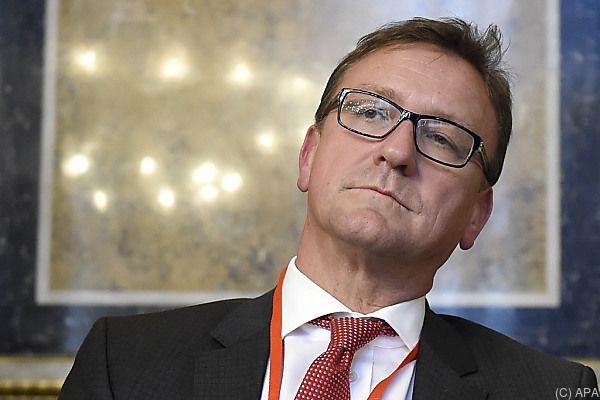 Helmut Ettl bleibt FMA-Vorstand