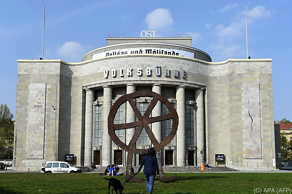 Theater Volksbühne in Berlin