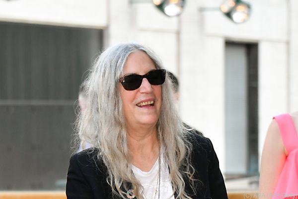 Auch Patti Smith gefiel die Opening Night
