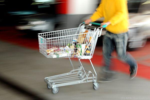 Die Preisunterschiede zwischen den Supermärkten sind zumeist gering