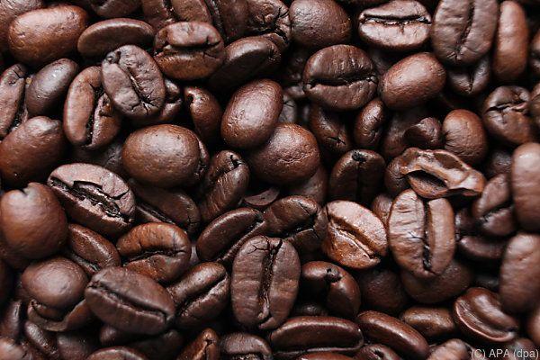 Am meisten wurde im Vorjahr Röstkaffee konsumiert