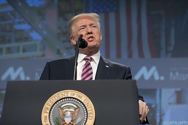 Trumps Steuerreform nahm eine wichtige Hürde