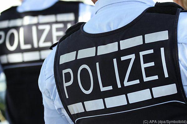 Deutsche Polizei überprüft Festgenommenen
