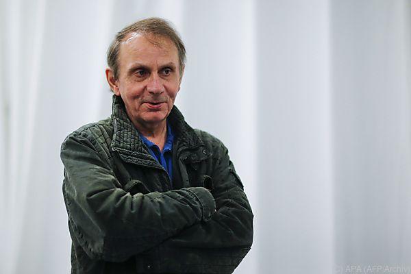 Gefeiert und umstritten: Schriftsteller Michel Houellbecq