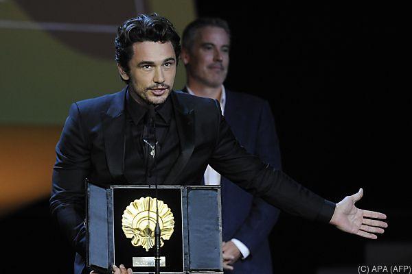 """Preis an Franco für Tragikomödie """"The Disaster Artist"""""""
