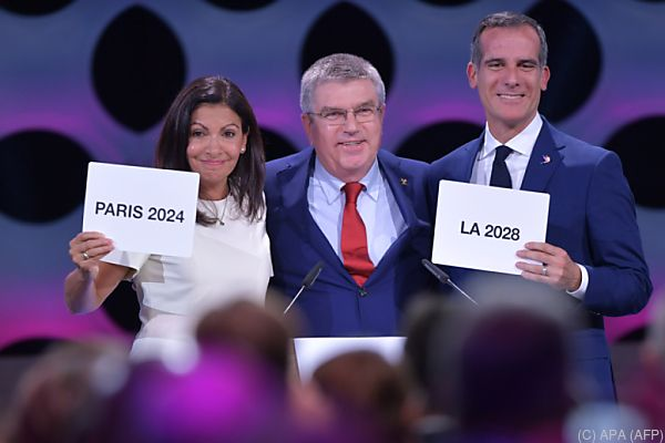 Sommerspiele 2024 in Paris, 2028 in Los Angeles