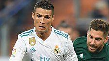 Herbe Schlappe von Real bei Ronaldo-Comeback