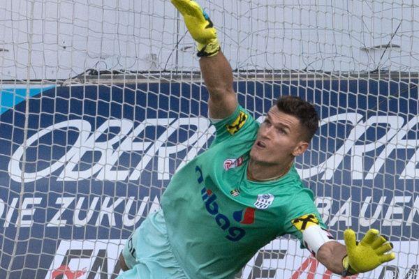 LASK-Goalie Pavao Pervan ins Nationalteam einberufen