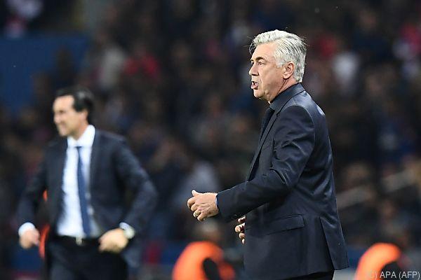 Die Ära Ancelotti ist zu Ende