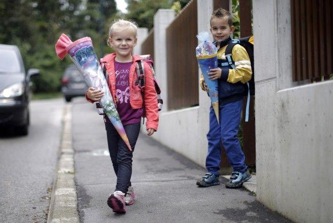 Für zahlreiche Taferlklassler beginnt heute die Schule.