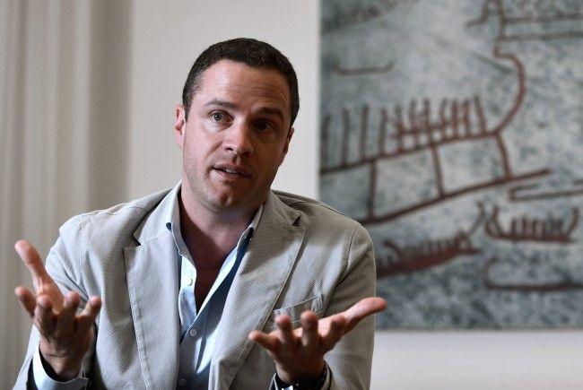 Johann Gudenus (FPÖ) präsentierte ein Konzept für Wien